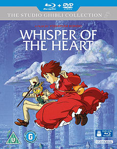 Whisper Of The Heart (Blu-Ray) Studio Ghibli (C-U)Blu-ray