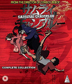 Samurai Champloo Collection (Blu-Ray) (C-15)Blu-ray