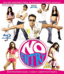 No Entry -Blu Ray (Blu-ray) (C-15)Blu-ray