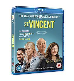 St. Vincent (Blu-Ray) Bill Murray and Melissa McCarthyBlu-ray
