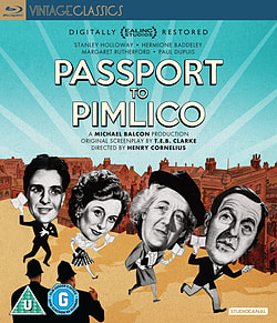 Passport To Pimlico (Special Edition) (Blu-Ray) (C-U)Blu-ray