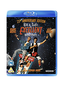 Bill And Teds Excellent Adventure (Blu-ray) (C-PG)Blu-ray