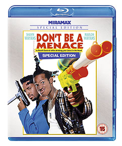 Don't Be A Menace... (Blu-Ray) (C-15)Blu-ray