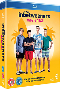 The Inbetweeners Movie 1 & 2 Boxset (Blu-Ray) (C-15)Blu-ray