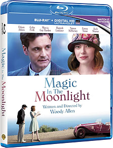 Magic In The Moonlight (Blu-Ray) Colin Firth,Emma Stone (C-12)Blu-ray
