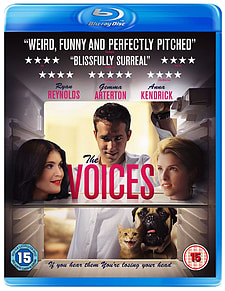 The Voices (Blu-Ray)Blu-ray