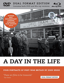 A Day In The Life: 4 Portraits Of Post-War Britain By John Krish (Blu-ray & DVD)Blu-ray