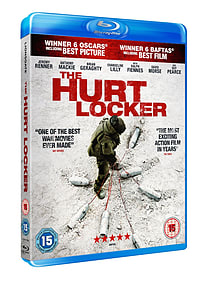 The Hurt Locker (Blu Ray) Jeremy Renner, Anthony MackieBlu-ray