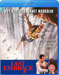 The Last Embrace (Blu Ray)Blu-ray