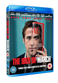 The Ides Of March (Blu-ray) Ryan Gosling, George Clooney (C-15)Blu-ray