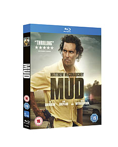 Mud (1 Disc Blu-ray) Matthew McConaughey, Reese Witherspoon, (C-15)Blu-ray