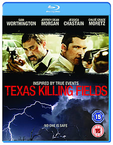 Texas Killing Fields (Blu-ray) Sam Worthington, Jessica Chastain (C-15)Blu-ray