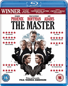 The Master (Blu-ray) Paul Thomas Anderson, Philip Seymour Hoffman (C-15)Blu-ray