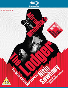 The Lodger (With Nitin Sawhney Soundtrack CD) (3 Discs) (Blu-ray)Blu-ray