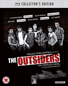 The Outsiders - Special Edition (Blu-Ray) (C-12)Blu-ray