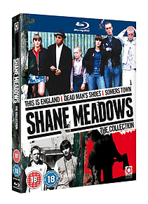 The Shane Meadows Collection (3 Films) (Blu-Ray) (C-18)Blu-ray