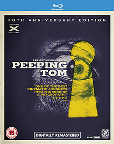 Peeping Tom Special Edition (Blu-Ray) (C-18)Blu-ray
