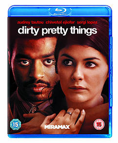 Dirty Pretty Things (Blu-Ray) Audrey Tautou & Chiwetel Ejiofor (C-15)Blu-ray