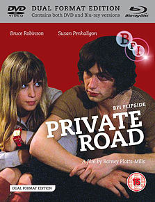 Private Road Dual Format Edition - Flipside (Blu-ray & DVD) (C-15)Blu-ray