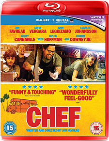 Chef (Blu-ray) Jon Favreau (C-15)Blu-ray