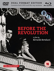 Before The Revolution (Blu-ray & DVD) (C-12)Blu-ray