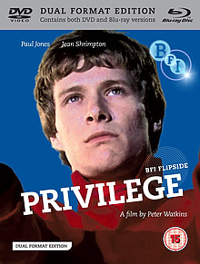 Privilege (The Flipside) Dual Format Edition (Blu-ray & DVD) (C-15)Blu-ray