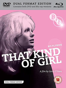 That Kind Of Girl (The Flipside) Dual Format Edition (Blu-ray & DVD) (C-12)Blu-ray