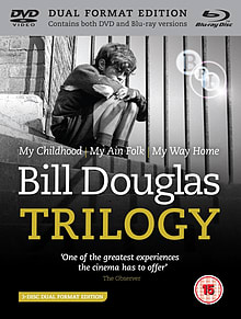 Bill Douglas Trilogy (Blu-ray & DVD) (C-15)Blu-ray