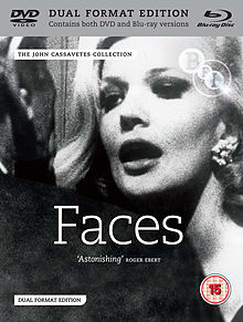 Faces (The John Cassavetes Collection) (DVD & Blu-ray) (C-15)Blu-ray