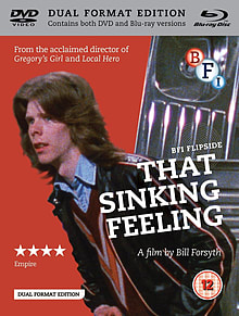 That Sinking Feeling (Blu-ray & DVD) (C-12)Blu-ray