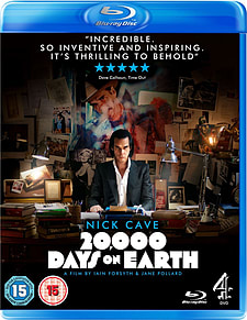 20,000 Days On Earth (Blu-Ray) (C-15) Nick CaveBlu-ray