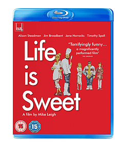 Life Is Sweet (Blu-Ray) (C-15) Mike LeighBlu-ray