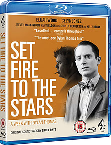Set Fire To The Stars (Blu-Ray) (C-15) Elijah WoodBlu-ray
