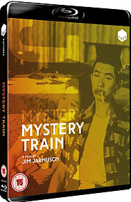 Mystery Train - Jim Jarmusch (Blu-Ray) (C-15)Blu-ray