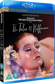 Tales Of Hoffmann - Special Edition (Blu-Ray) Powell & Pressburger ()Blu-ray