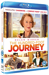The Hundred Foot Journey (Blu-ray) Helen Mirren (C-PG)Blu-ray