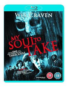 My Soul To Take (Blu-Ray) Wes Craven (C-18)Blu-ray
