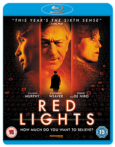 Red Lights (Blu-Ray) Cillian Murphy, Sigourney Weaver (C-15)Blu-ray