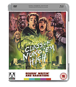 Class Of Nuke Em High (Dual Format Edition) (Blu-Ray & Dvd) (Blu-ray) (C-15)Blu-ray