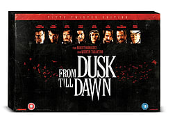 From Dusk Till Dawn -Titty Twister Edition (Blu-ray) (C-18)Blu-ray