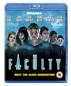 The Faculty (Blu-Ray) (C-15)Blu-ray