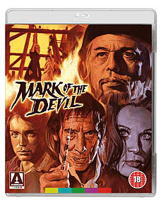 Mark Of The Devil (DVD + Blu-ray) (C-18)Blu-ray