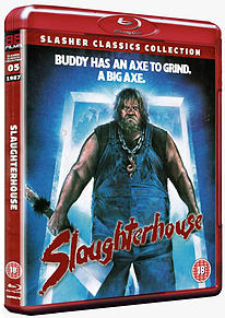 Slaughterhouse (Slasher Classics) (Blu-Ray) (C-18)Blu-ray