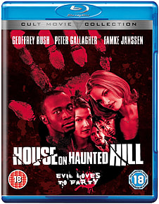 House On Haunted Hill (Blu-Ray) (18)Blu-ray