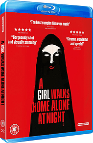 A Girl Walks Home Alone At Night (Blu-Ray)Blu-ray