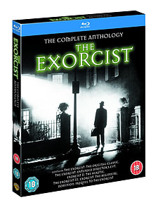 The Exorcist Complete Anthology (Blu-ray)Blu-ray
