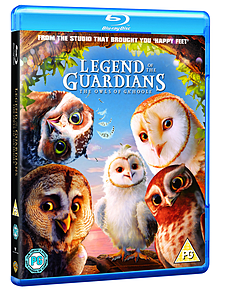 Legend Of The Guardians: The Owls Of Ga'Hoole (Blu-Ray) (C-PG)Blu-ray