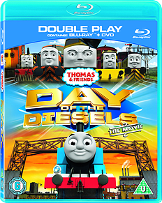 Thomas The Tank Engine And Friends: Day Of The Diesels (DVD)Blu-ray