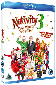 Nativity 3: Dude, Where'S My Donkey?! (Blu-ray)Blu-ray