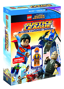 Lego: Justice League - Attack Of The Legion Of Doom (Blu-ray)Blu-ray